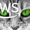 AWSの解約手順、詳しく教えます。